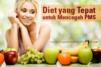 Diet yang Tepat untuk Mencegah PMS