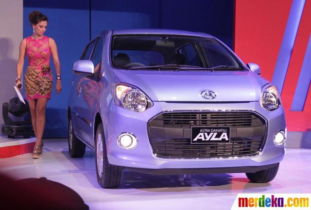 Ayla and Agya Cheap Car 75 Million Astra-Daihatsu-Toyota