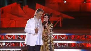 ANDREA BOCELLI & LAURA PAUSINI