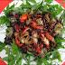 Cua vang - món ăn lạ Côn Đảo