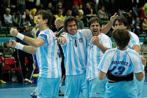 28 de Argentina para el Panamericano | Mundo Handball