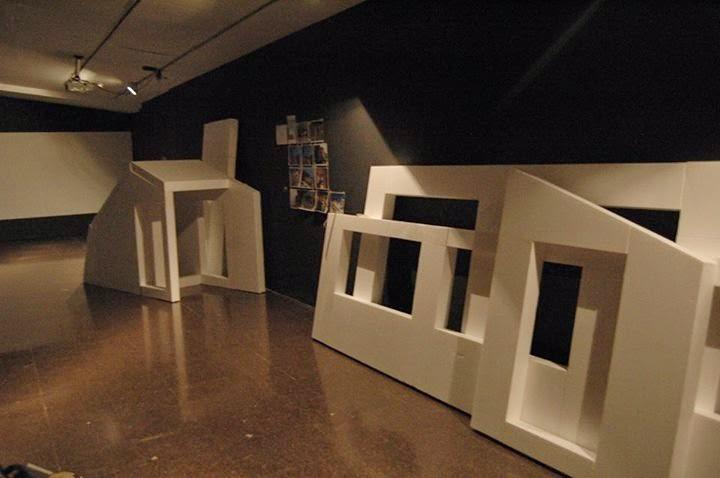 Fet de fusta la ampliaci n del refugio colomina pieza de museo - Josep bunyesc ...