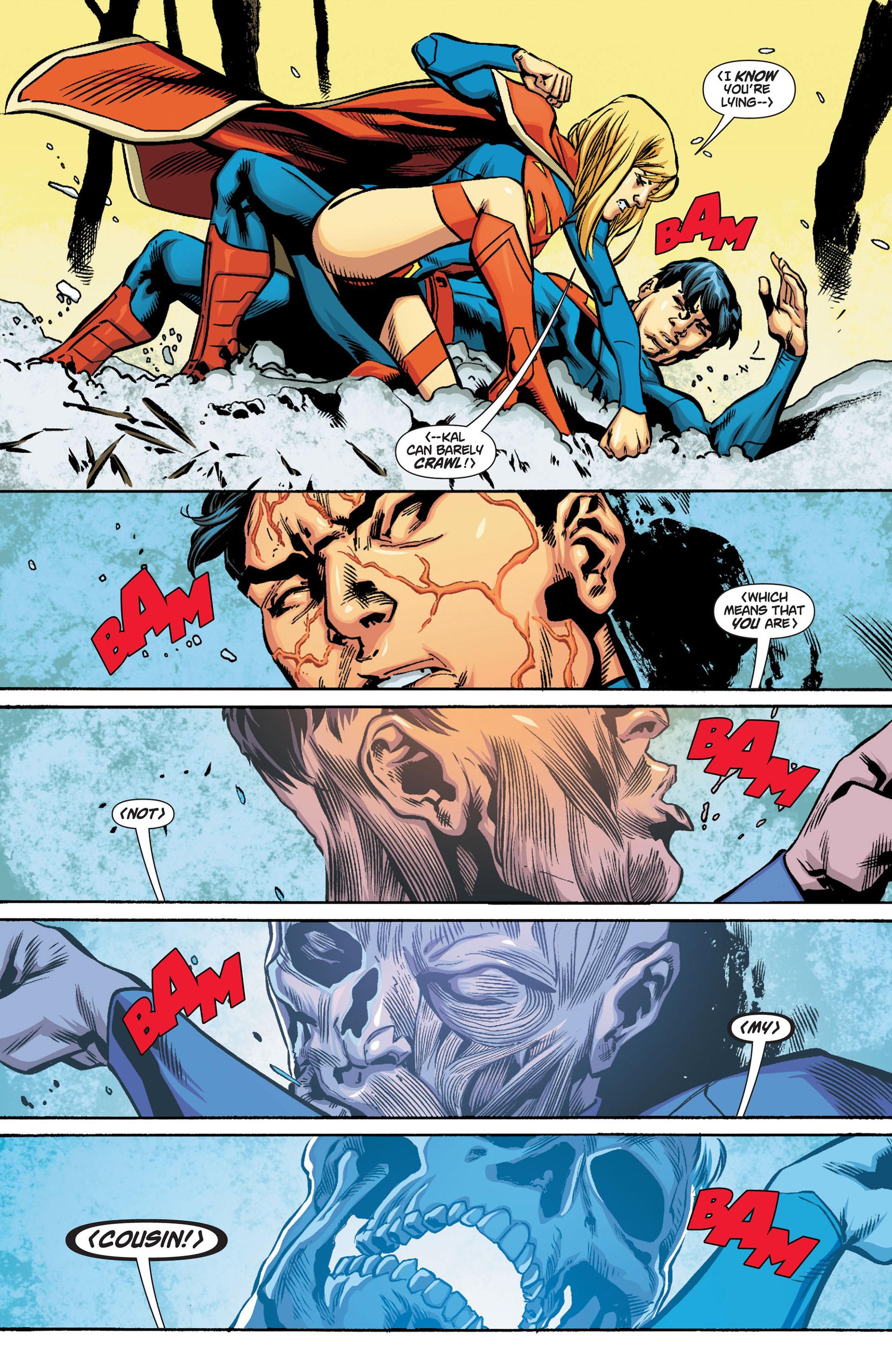 Supergirl (2011) Issue #2 #4 - English 9