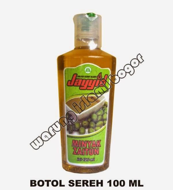 Jual Botol Minyak Zaitun Fliptop 100ml