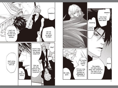Rens Little Corner Review The Darkest Night Manga Vol 1 2 By