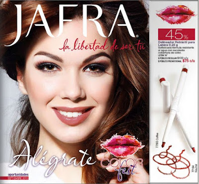 Catalogo Jafra Septiembre 2015