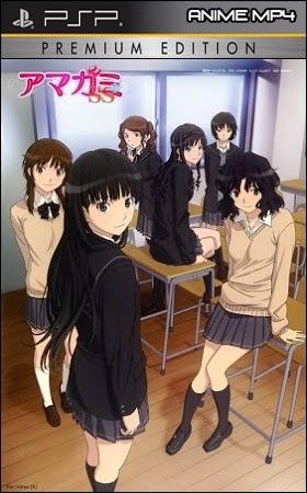 Amagami+SS - Amagami SS + Especial BD [MEGA] [PSP] - Anime Ligero [Descargas]