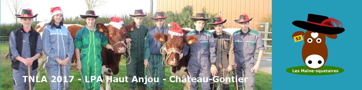TNLA 2017 - LPA du Haut Anjou