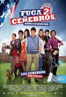 descargar Fuga de Cerebros 2: Ahora en Harvard (2011), Fuga de Cerebros 2: Ahora en Harvard (2011) español