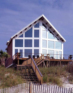 Myrtle Beach timber frame