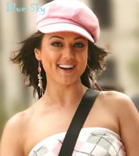 Preity Zinta - Biodata dan Foto Aktris Cantik India