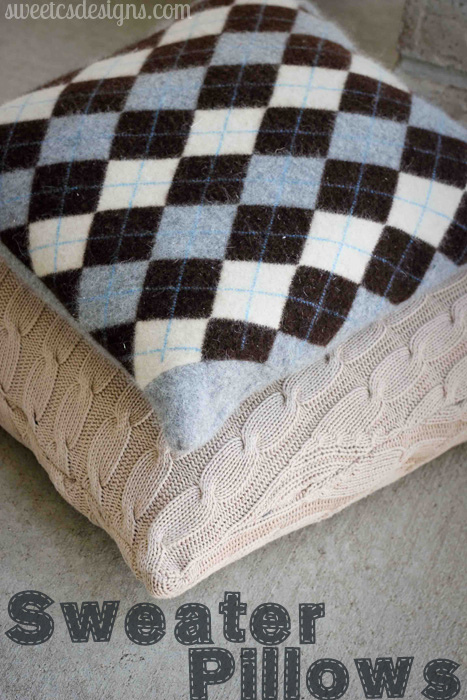 cojines lana