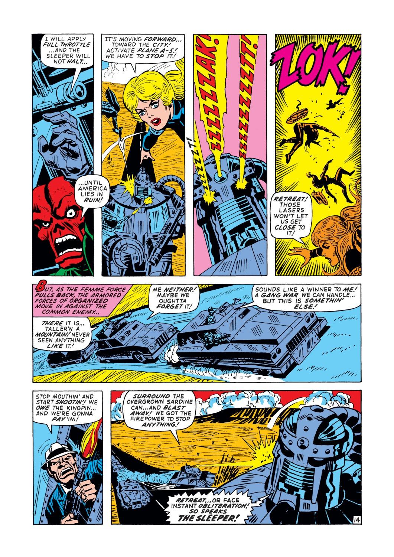 Captain America (1968) Issue #148 #62 - English 15