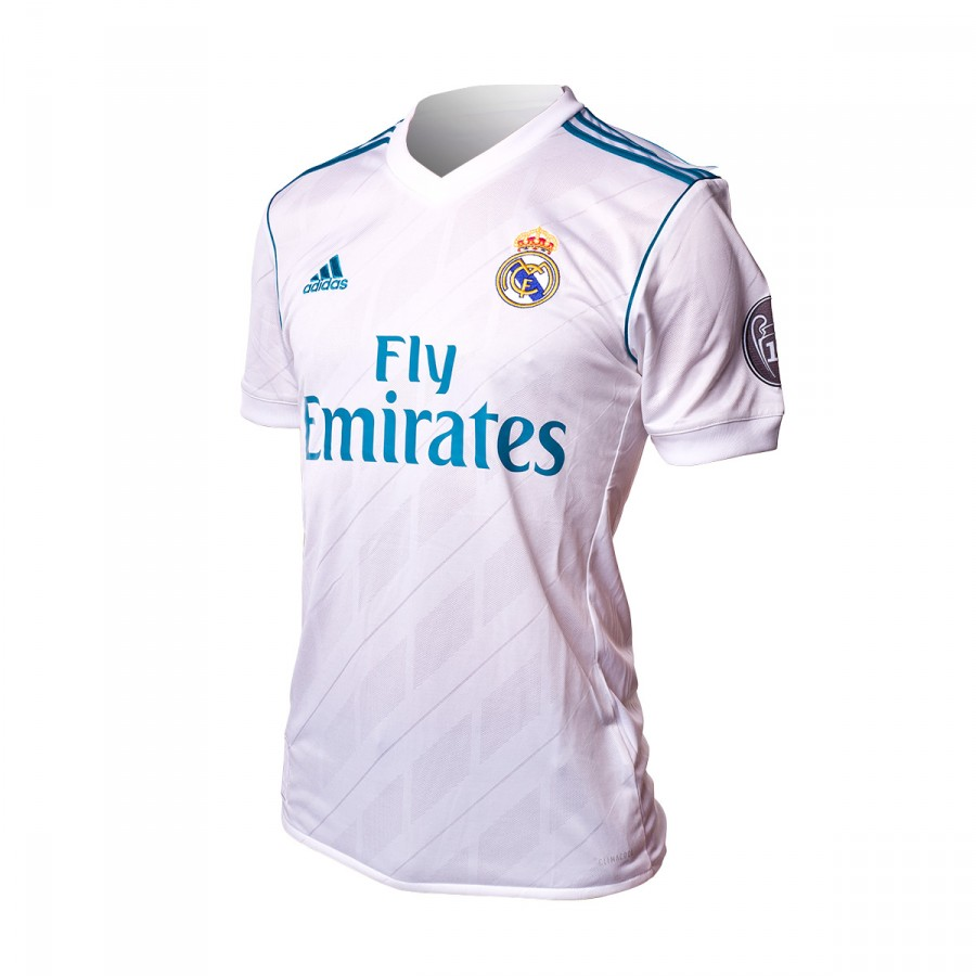 2017-2018 REAL MADRID SHIRT