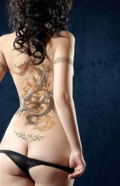 Tattoos Ideas For hot Girls
