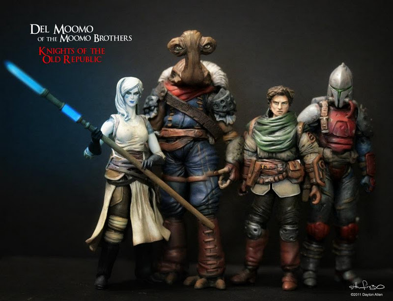 Knights Of The Old Republic Toys 25