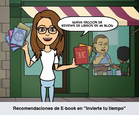 e-books, reviews, invierte tu tiempo