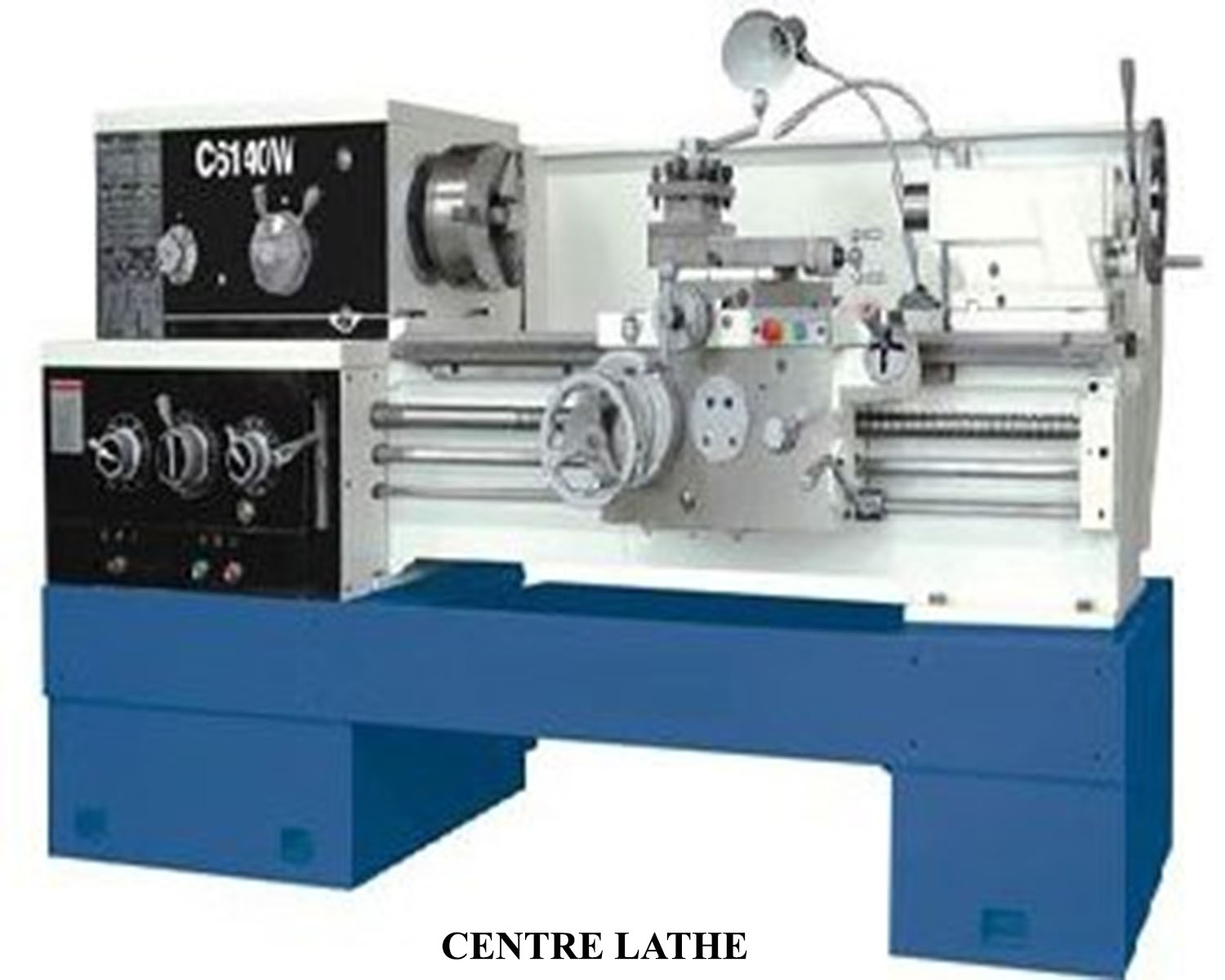 Lathe Machine 5 different types of l...