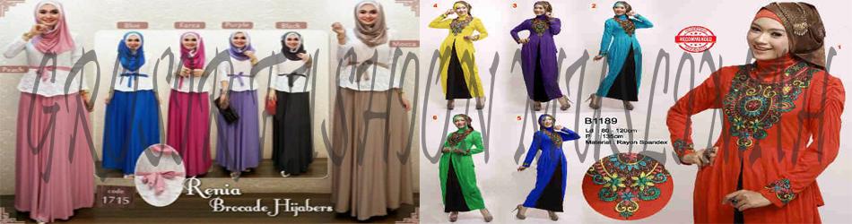 Grosir Fashion Muslimah