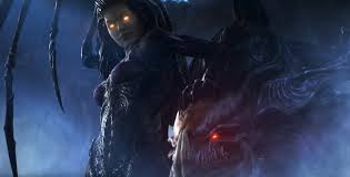 StarCraft 2 Kerrigan then he has committed a new person. We have to play with him most of the time