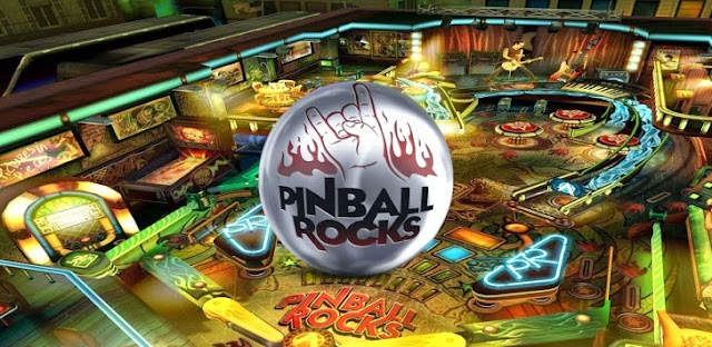 Pinball Rocks HD Apk Data