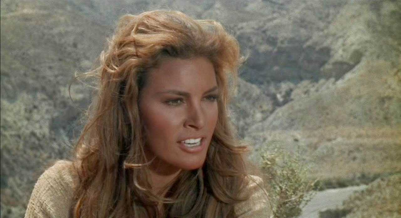 movie and tv screencaps raquel welch as sarita in 100