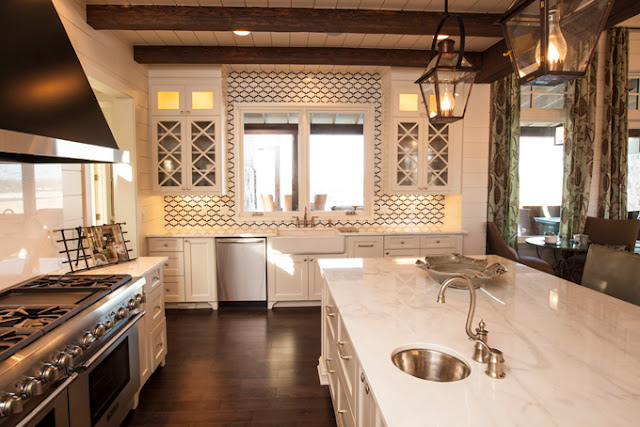 new home interior design southern living showcase house