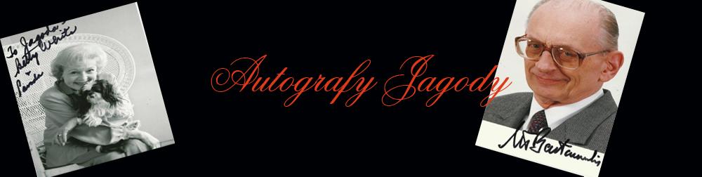 Autografy    Jagody