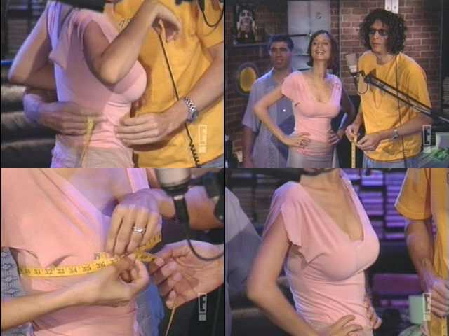 Catherine bell on howard stern show 10