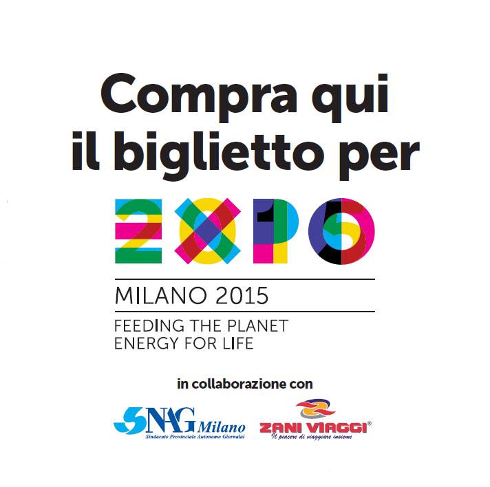 SNAG Milano per EXPO 2015