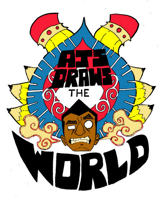 AJS Draws the World