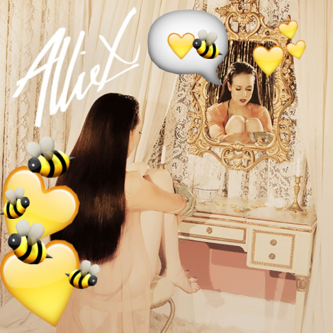 Allie X Interview for MTV Style by Portis Wasp