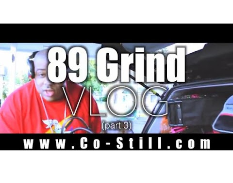 "VIDEO REVIEW: Co-Still (@costill8nine) - ""89 Grind VLOG"" (part 3) 