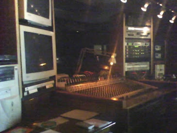 Bill's Studio A Control Room