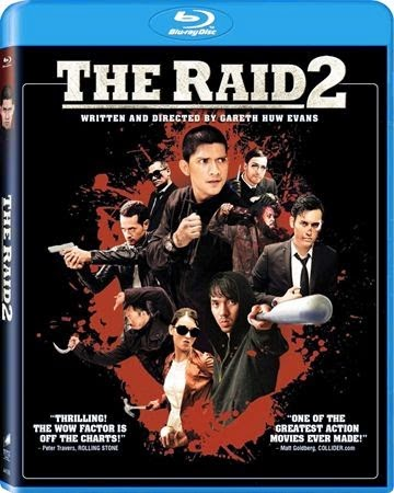 The Raid 2 2014 BluRay Hindi Dubbed (Cam Cleaned) 400mb ESub