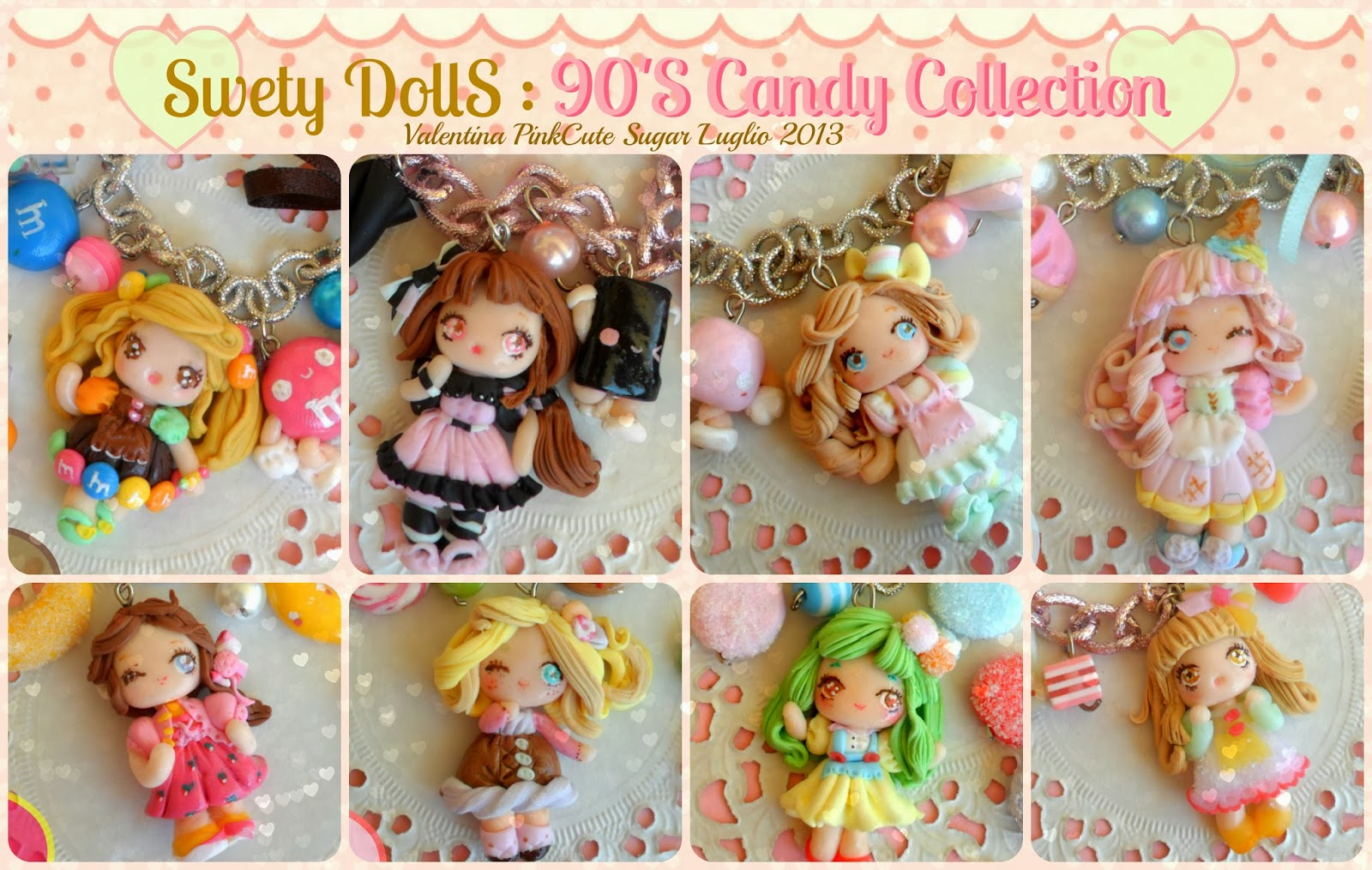 Swet BAMBOLE Y: 90 Candy Collection ♡