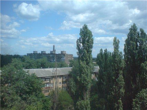Днепропетровск, окна