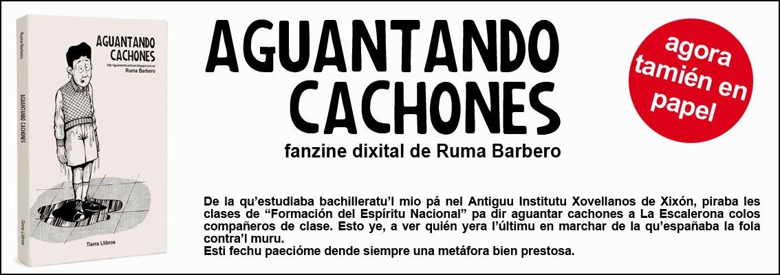 AGUANTANDO CACHONES