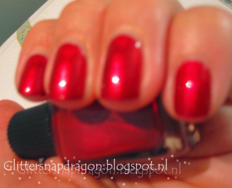 Chanel Le Vernis Matador