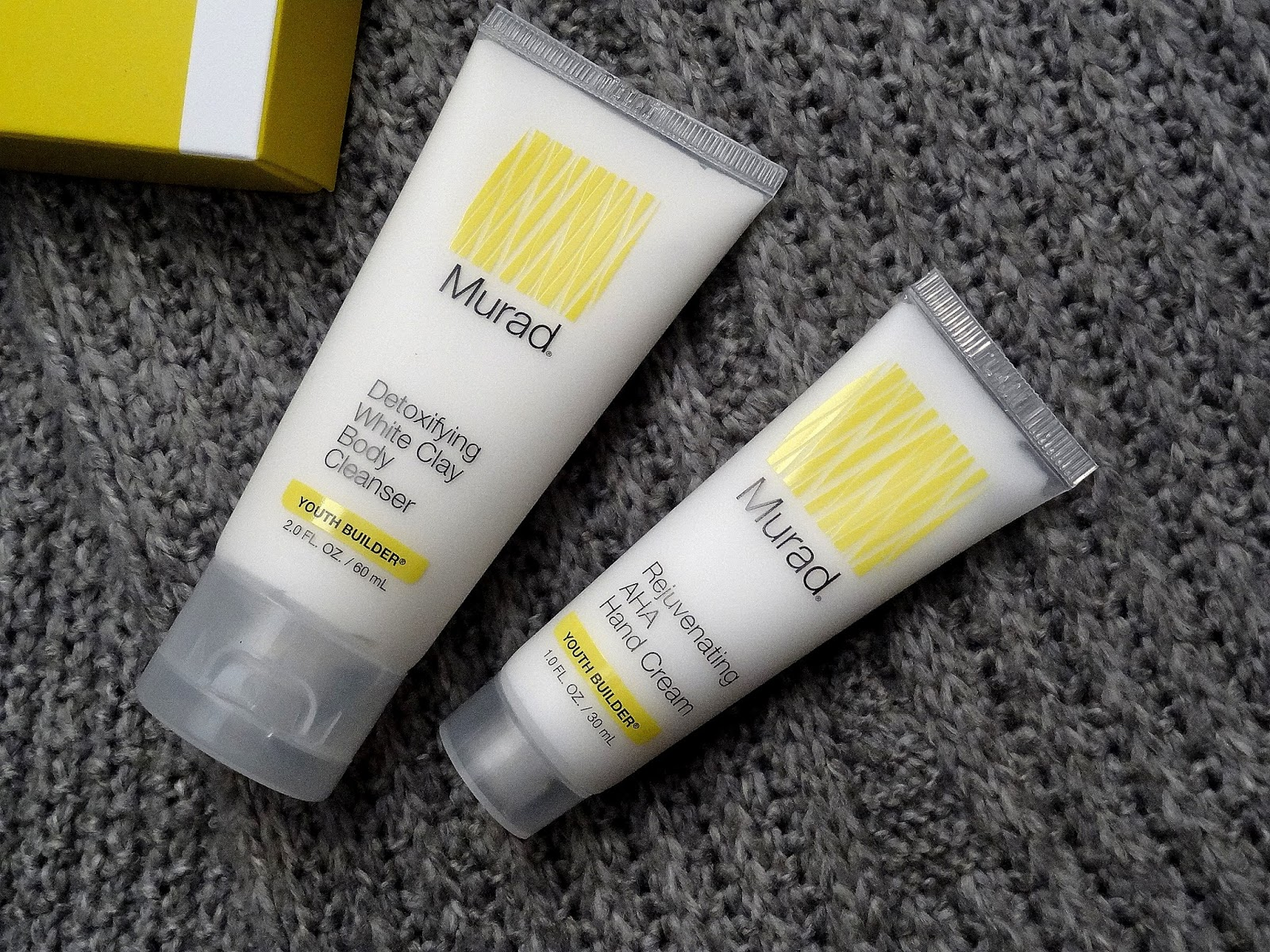 Murad Youth Booster Bodycare Preview Kit