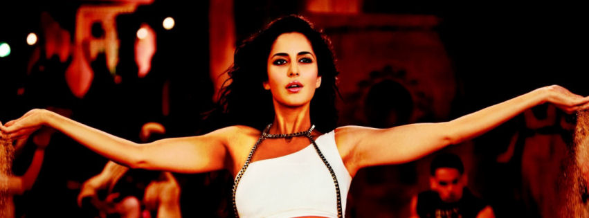 Katrina Kaif in ek tha tiger movie covers