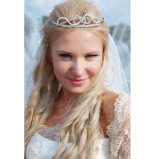 bridal hair accessories for long hair