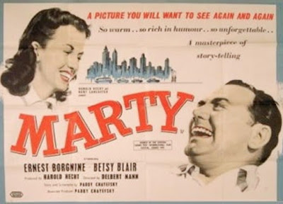 Marty 1955 poster