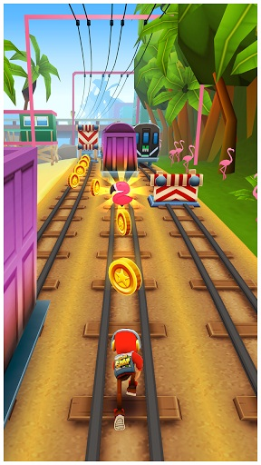 Download Game Subway Surfers World Tour Miami v1.11.0 APK Android