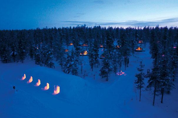 الفندق و المنتجع الزجاجي في فنلندا ، إستمتع بنظرة فريدة للشفق القطبي 2.jpg