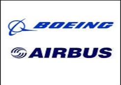 Boeing X Airbus