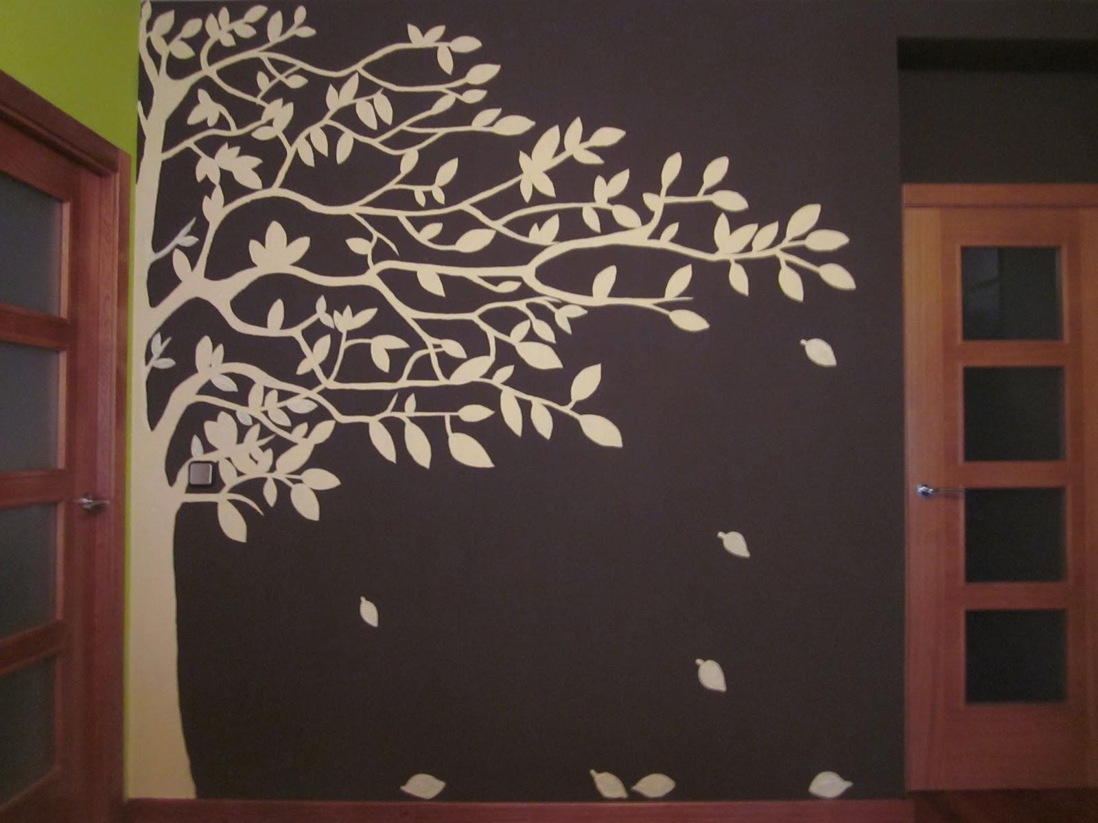 Ideas decoracion interior home design idea - Vinilos arboles decorativos ...