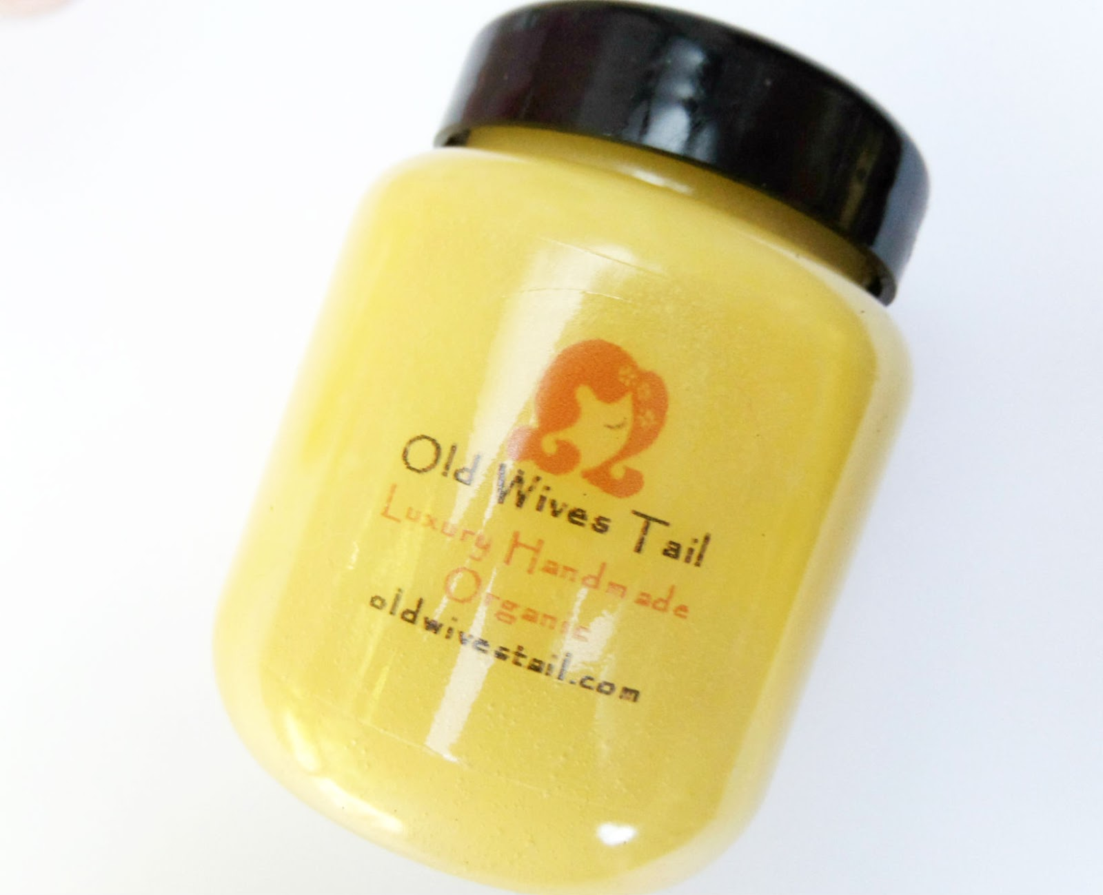 Old Wives Tail Hair Rosemary & Argan Oil Treatment