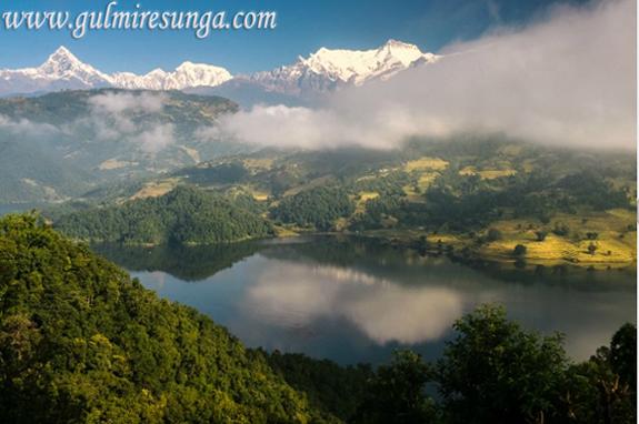 begnas taal, begnas lake, lake in nepal