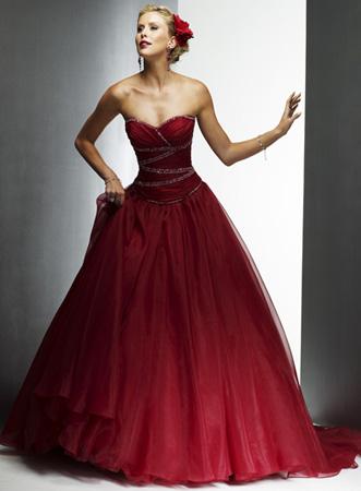 Miss Tallulah Porkchop 50s red lace dress